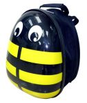 Simple Dimple Shield Bug Diaper Bag - Yellow Bee